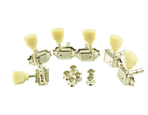 Gotoh Locking Tuners Nickel (3 per side)