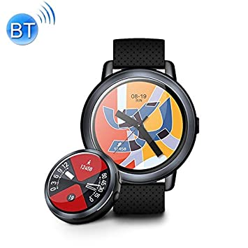 DiDO Z29 Android 7.1.1 Smartwatch GPS 1.22inch 4G Frequenza ...