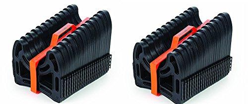 - Camco Sidewinder Plastic QYJjcU Sewer Hose Support, 20 Feet, 2 Units