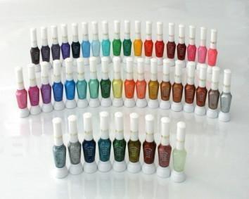 New Nail Art Tip Fineliner Set of 45 Painter 2-Way Nail Nail Design ...