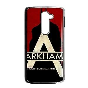 batman arkham city LG G2 Cell Phone Case Black Tribute gift PXR006-7648680