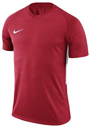 Red Nike Ss nbsp; University white university nbsp;tiempo white Maglia Premier Red qqZOgf