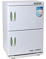 Fleek Health & Beauty 46L 2 in 1 Hot Towel Warmer Cabinet by Fleek