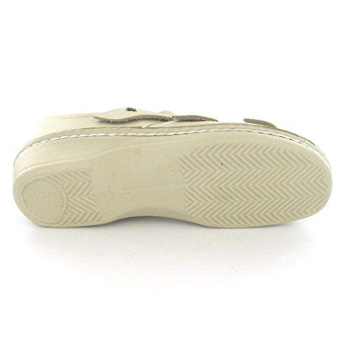 Finn Comfort Prophylaxe 96400 creme/Sponarind-42 h'beige