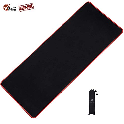 Precise Gaming Mouse Pad- Red Edge ()