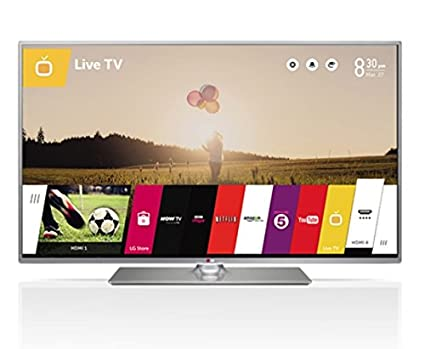 LG 32LB650V 32-inch Widescreen 1080p Full HD Wi-Fi Smart 3D TV with  Freeview HD (discontinued by manufacturer)
