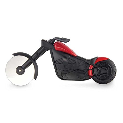 Paladone Noki Pizza Chopper Motorbike Pizza Cutter