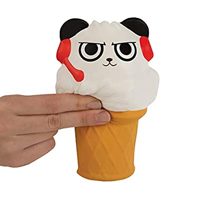 Orb Toys Ryan's World Squishy Ice Cream, White, Black, Brown, Red: Toys & Games