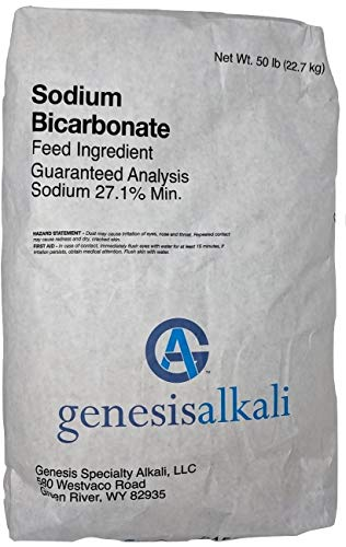 Bicarbonate of Soda---50Lb Bag