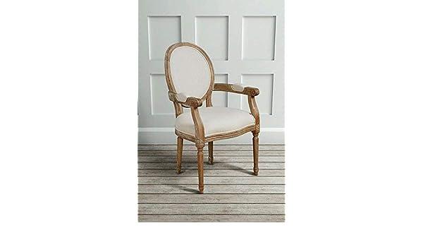 My-Furniture - CLOUET - Sillón con Respaldo Ovalado Tipo ...