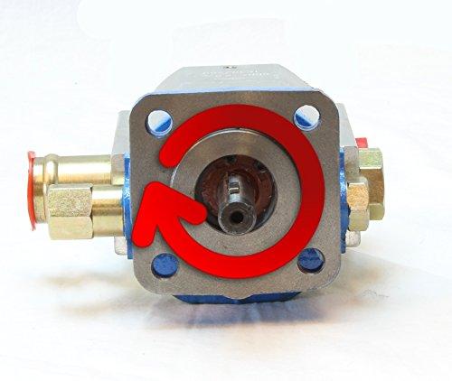 11 GPM 2 Stage Log Splitter Gear Pump [91-129-PUMP-11] Photo #4