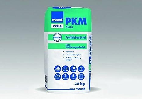 Maxit ed pkm plus profi klebe malta colla per piastrelle 5 kg