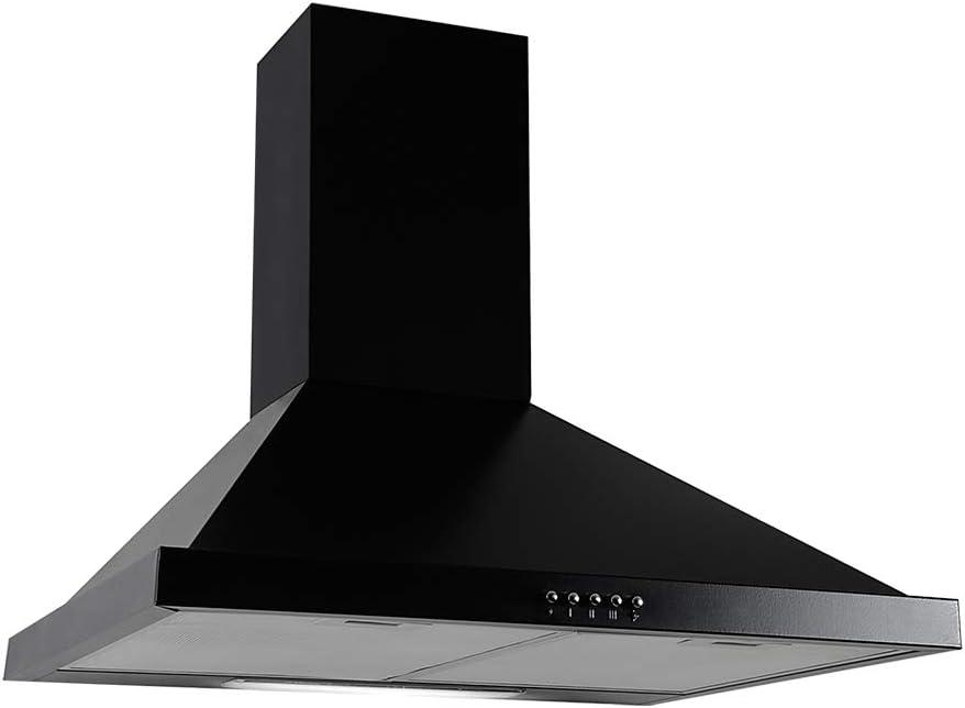 LINKEN LKDM90B Hotte, negro, 90 cm: Amazon.es: Bricolaje y herramientas