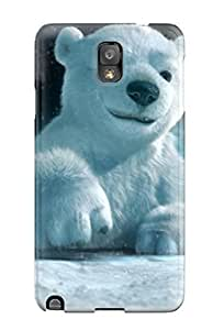 Awesome Case Cover/galaxy Note 3 Defender Case Cover(3d Animals S)