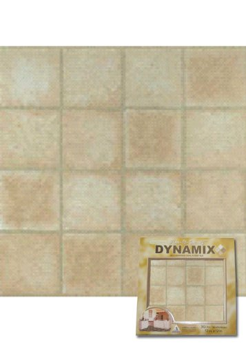 Vinyl Self Stick Floor Tile 9049 Home Dynamix - 1 Box Covers 20 Sq. Ft.