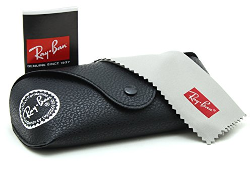 Ray-Ban New Sunglasses & Eyeglasses Medium Case w/Cleaning Cloth, - Ray Model Ban New Aviator