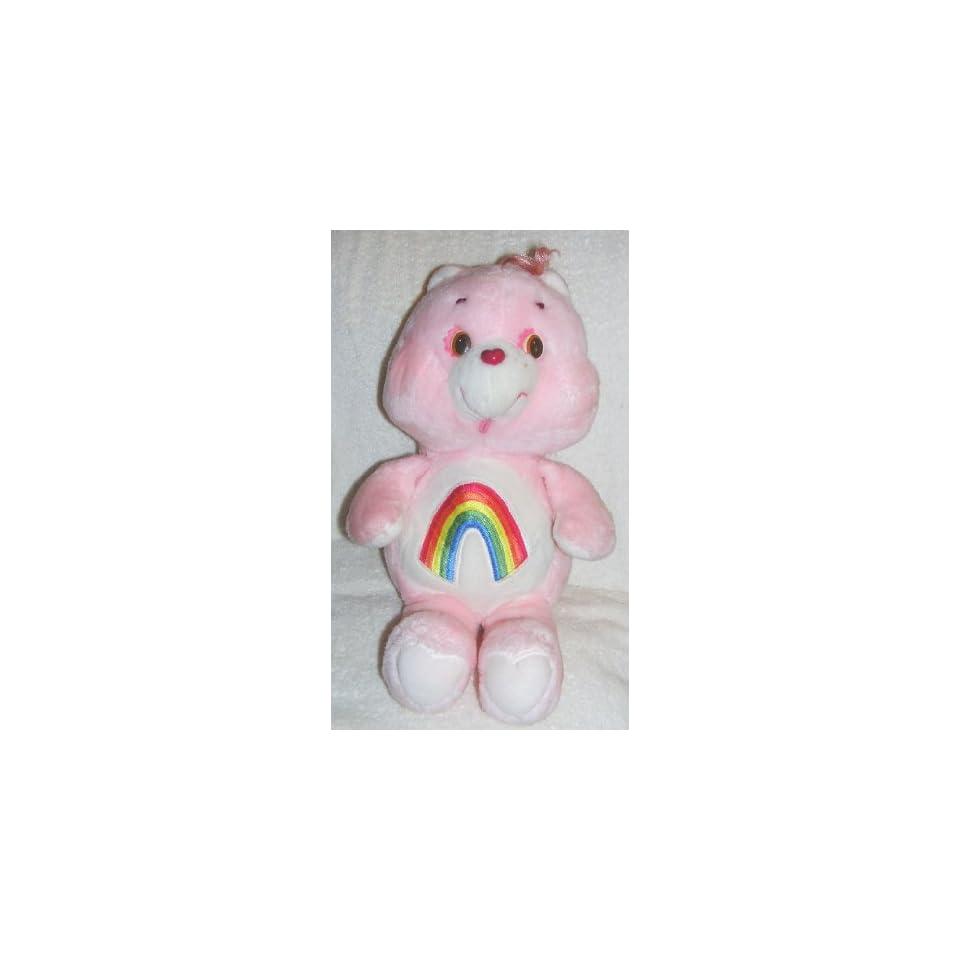 1983 Vintage Care Bears Large 17 Plush Cheer Bear Toys & Games