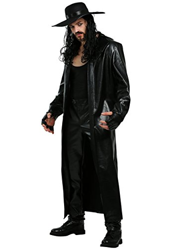 WWE Undertaker Mens Costume - -