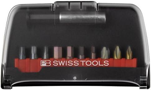ピービースイスツールズ(PB Swiss Tools) C6-985 ドライバービットセット (ケース入り) C6-985