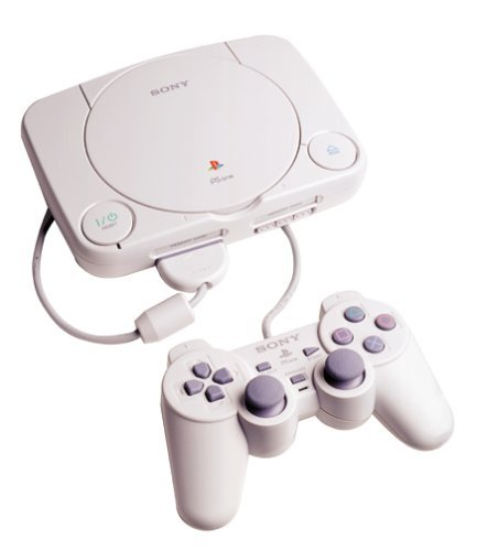 Sony Playstation PS One - Video Game Console (Renewed)