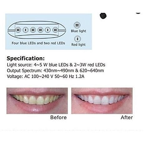 Doc.Royal Teeth Whitening Accelerator MD-669 Digital Display Teeth Whitening Bleaching Whitening Mobile Lamp Machine by Doc.Royal (Image #8)