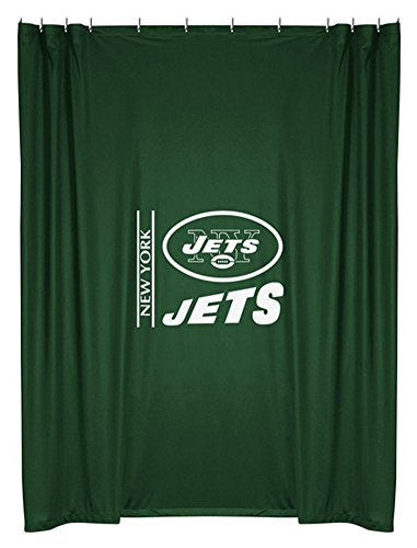 Sports Coverage New York Jets Shower ()