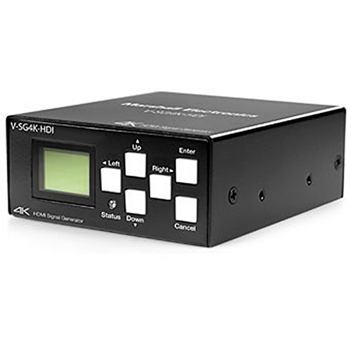 Marshall Electronics V-SG4K-HDI | 4K HDMI Portable Signal Generator