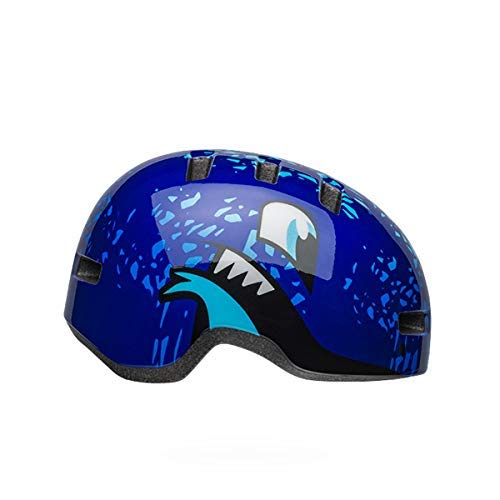Bell Lil Ripper Toddler Cycling Helmet - Kid's Eyes Gloss Blue