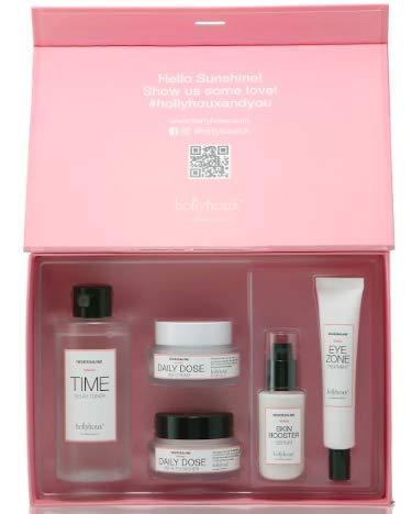 Reversaline 5 Pack Women Skin Care Routine, Face Care Kit, Face Serum, Anti Wrinkle Eye Cream, Face Care Gift Set, Skin…
