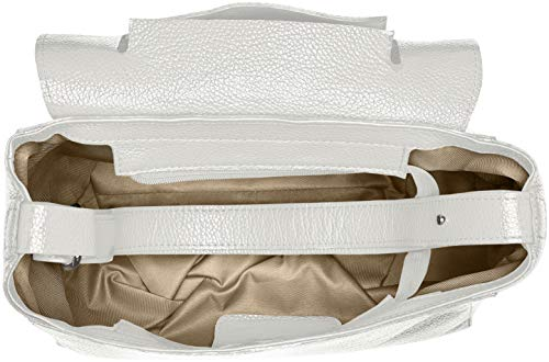 Bianco Mano 14x22x30 X w Borse L A Cbc3319tar Borsa Donna Chicca Cm H aw7qTI4w