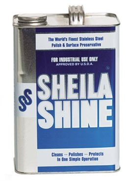 Shelia Shine Stainless Steel Polish | 1 Gallon