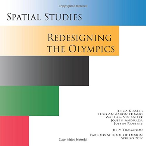 Download Redesigning the Olympics (Spatial Studies) pdf epub