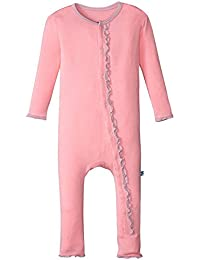 Baby Muffin Ruffle Applique Coverall