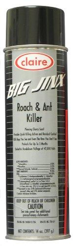 Claire C 296 Roach Killer Aerosol