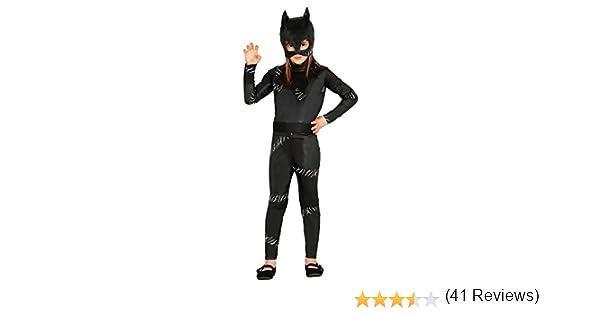 Guirca- Disfraz black kitty, Talla 7-9 años (85738.0): Amazon.es ...