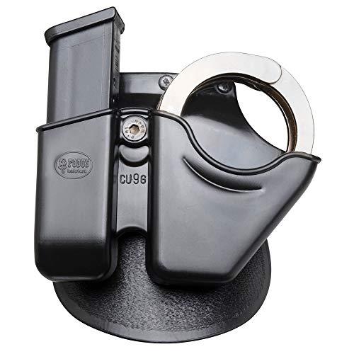 Fobus  Paddle CU9G Handcuff / Magazine Combo - Glock / H&K 9/40 (Renewed)