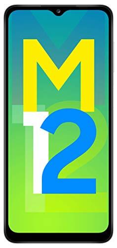 Samsung Galaxy M12 (White,6GB RAM, 128GB Storage) 6000 mAh with 8nm Processor | True 48 MP Quad Camera | 90Hz Refresh…