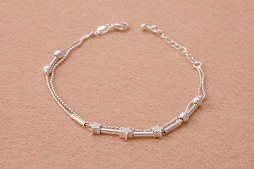 Cells world Little Star Women Chain Ankle Bracelet Barefoot Sandal Beach Foot Jewelry Charms