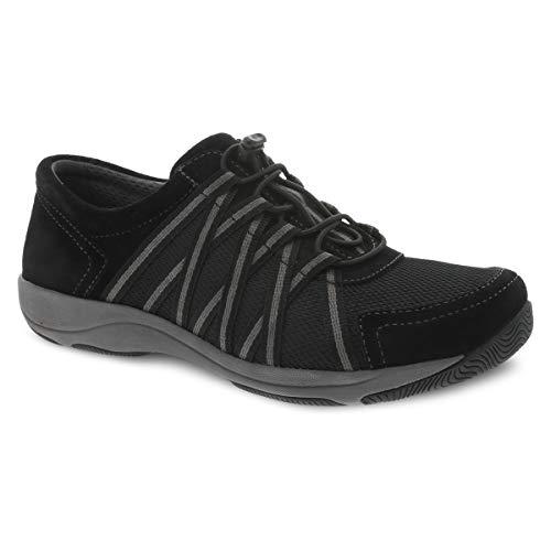 Dansko Women's Honor Black/Black Comfort Shoes 7.5-8 M US (Shoes Dancos)