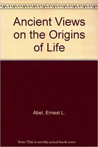 Book Ancient Views on the Origins of Life