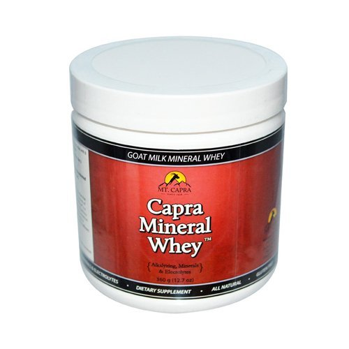 Capra Mineral Whey – 360g Review