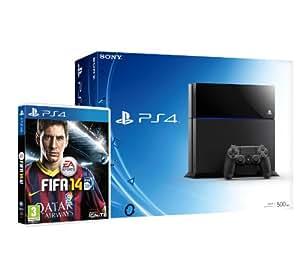 PlayStation 4 - Consola + FIFA 14