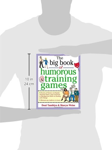 The Big Book of Humorous Training Games (Big Book of Business ...
