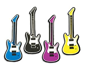 Amazon.com: Mini Guitar Cake Decorating Toppers: Kitchen