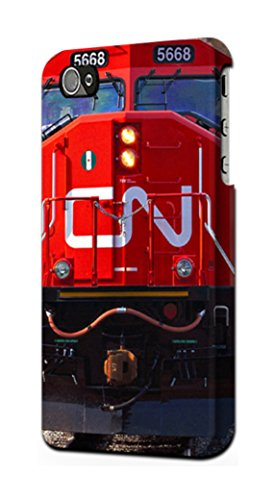 R2774 Train Canadian National Railway Case Cover For IPHONE 5C