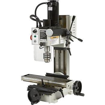 Klutch Mini Milling Machine - 110V, 350 Watts, 3/4 HP