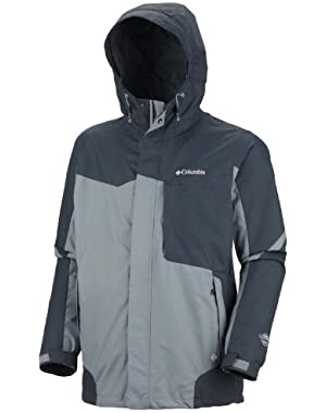 Sportswear Mezzontint Ii Mens Mystery Grey Omni-heat/tech Jacket