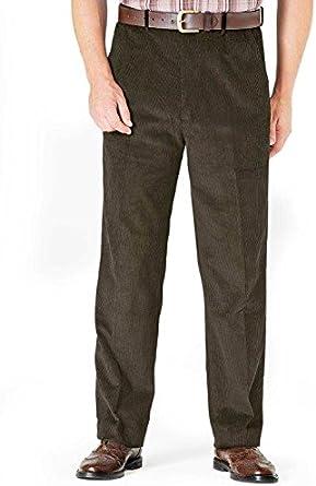 pantalon homme velours côtelé