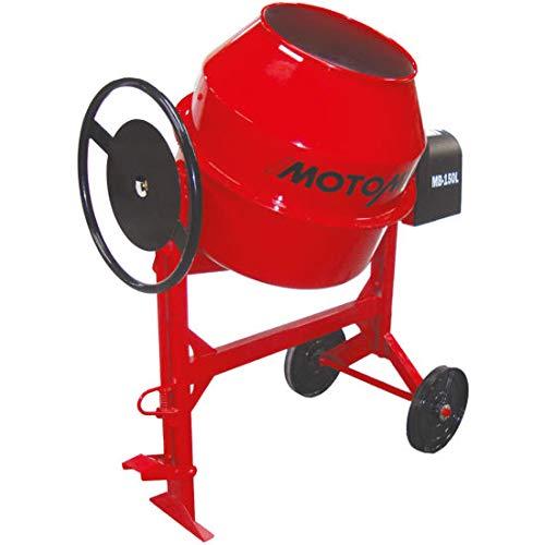 Betoneira 150 litros Motor 1/2HP 127V MB-150P Motomil