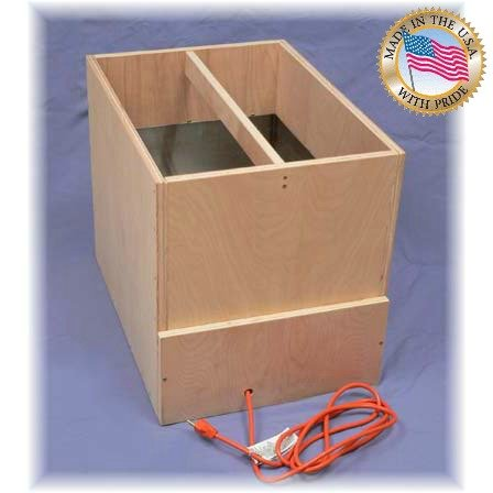 One Set, Candlefun - Wax Melter - Empty 17 x 23 x 20 for Candle Making, Made In USA